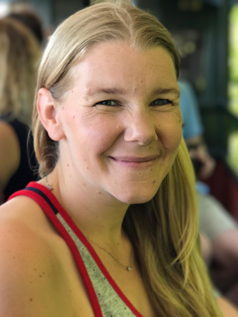 Katie Yates
