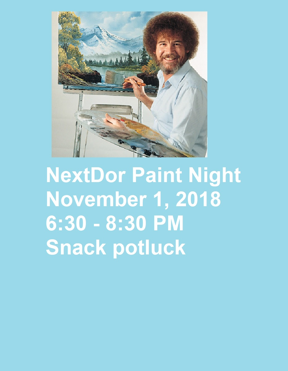 NextDor Paint Night 2018