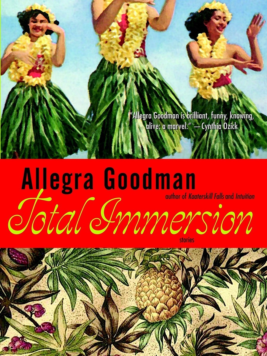 Total Immersion book cover