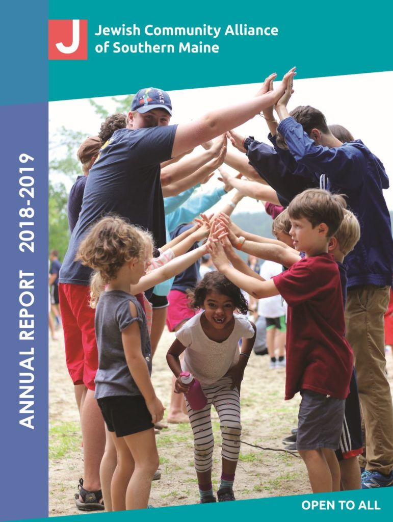 Annual Report 2018-2019 Cover for web