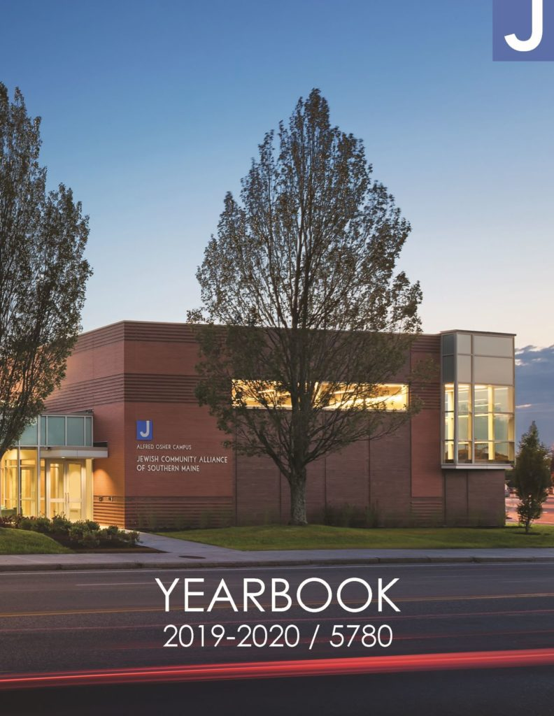 Yearbook 2019 Cover web