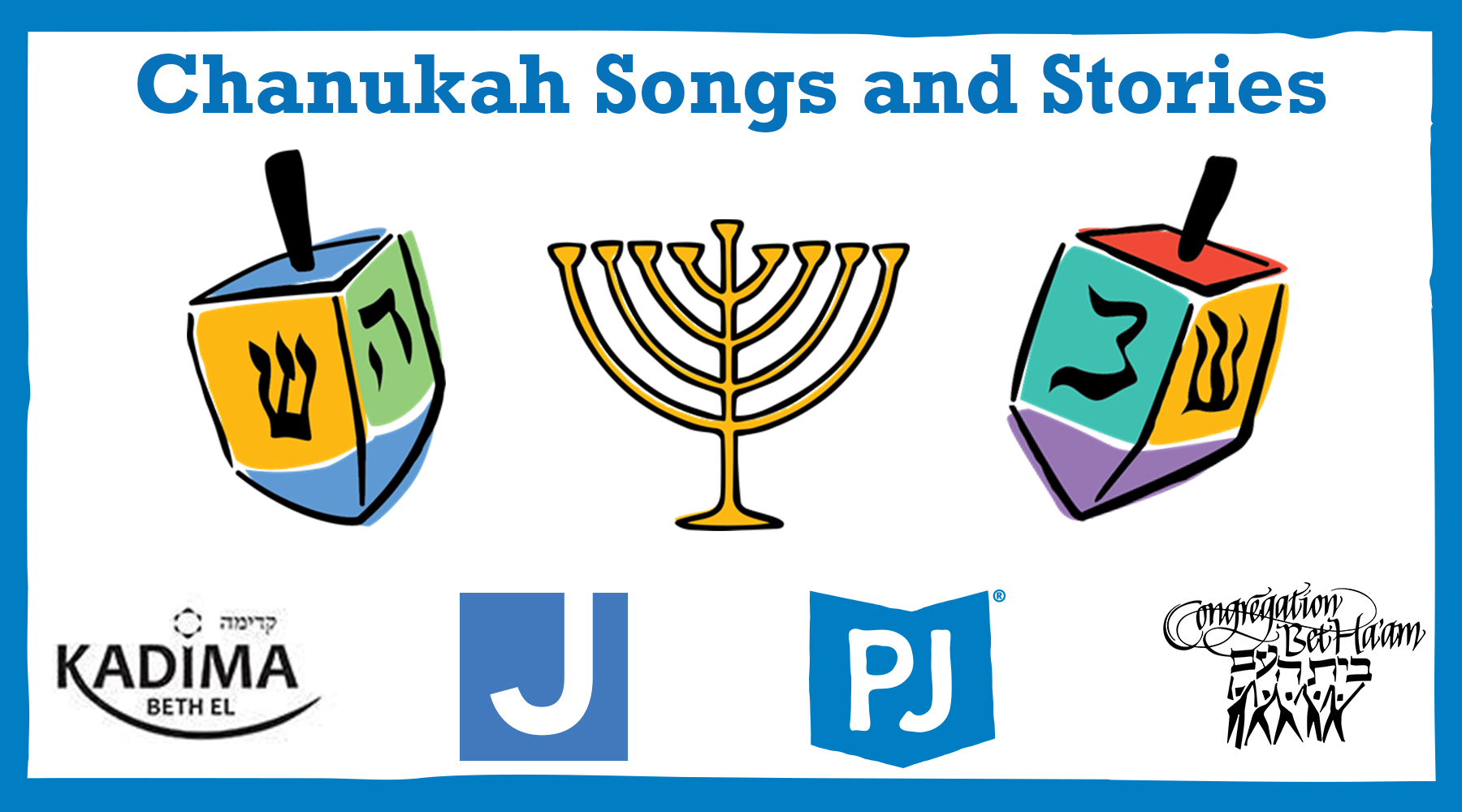 Chanukah Songs and Stories for website events