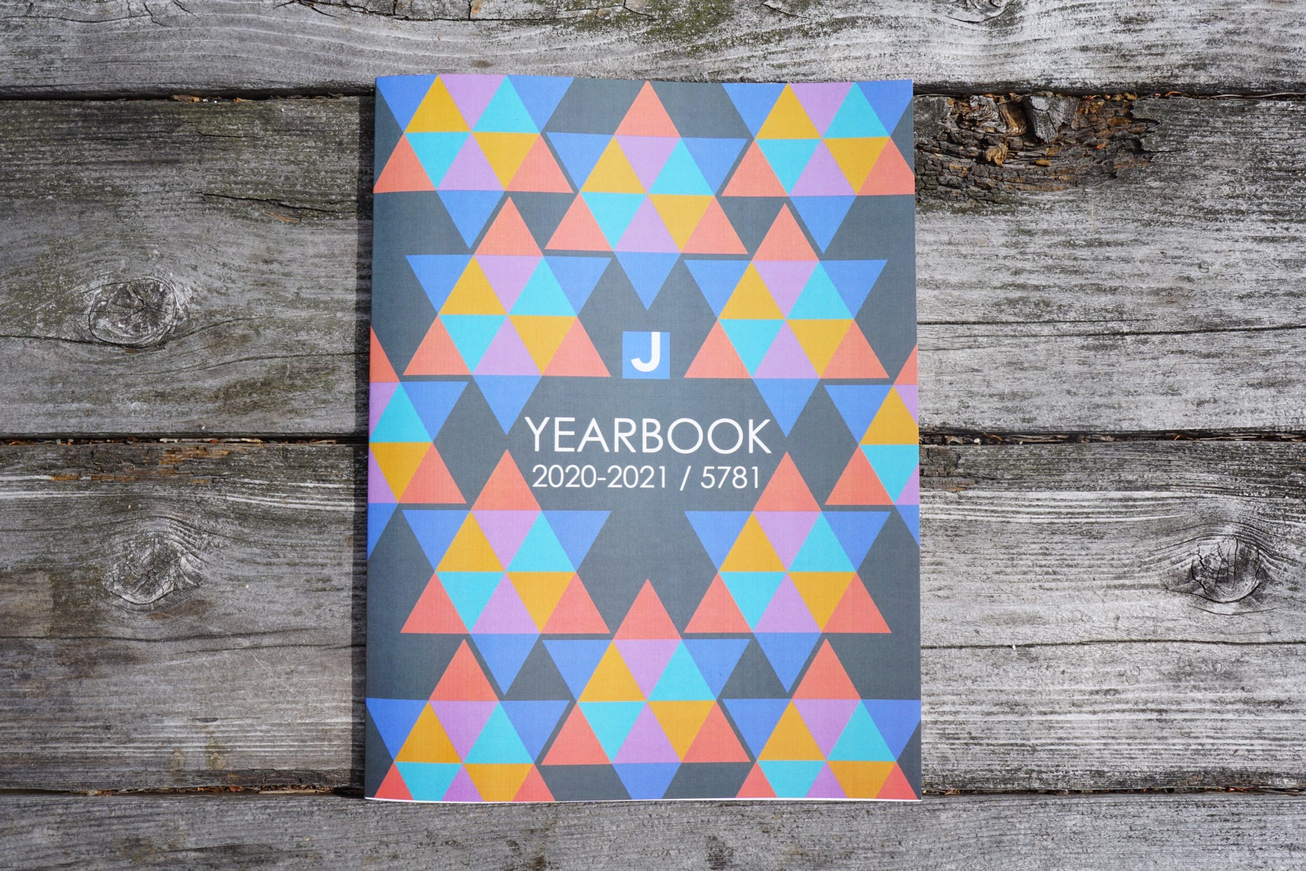 Yearbook Cover Outdoors