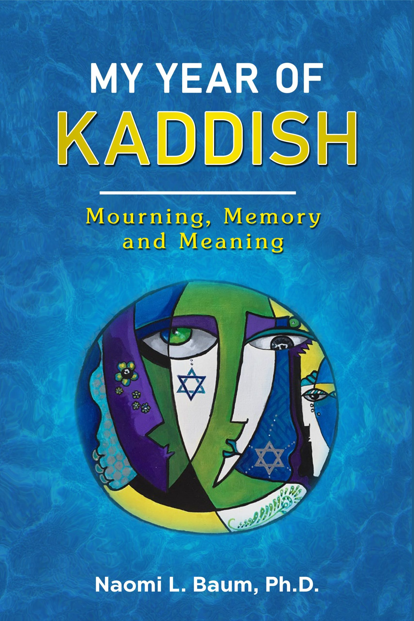 My Year of Kaddish book cover