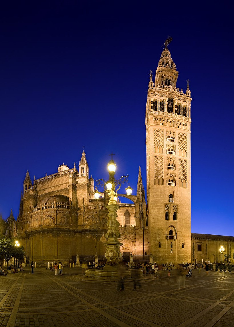 Seville-Cathedral-Giralda-Night-tall
