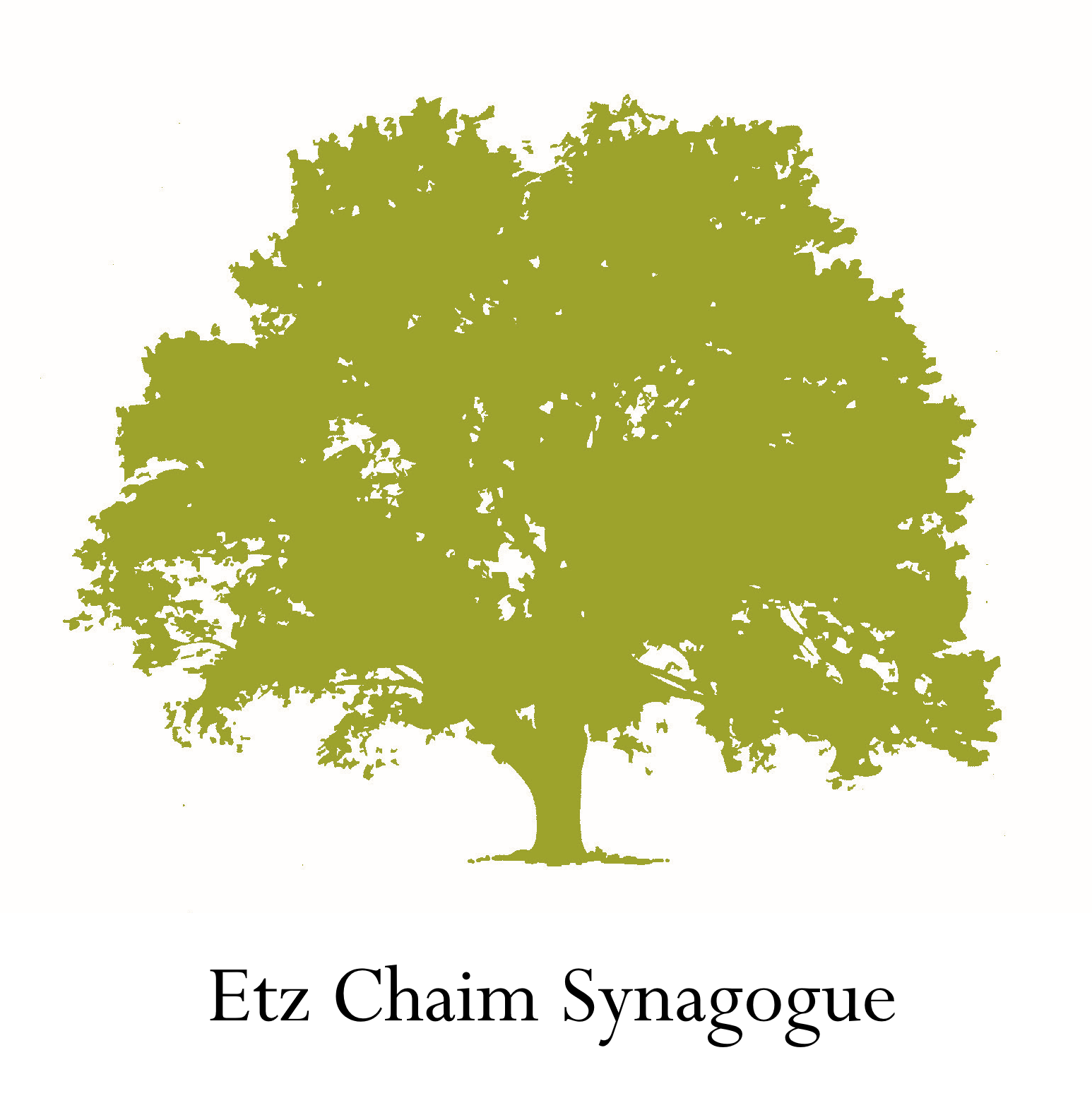Etz Chaim with Tree