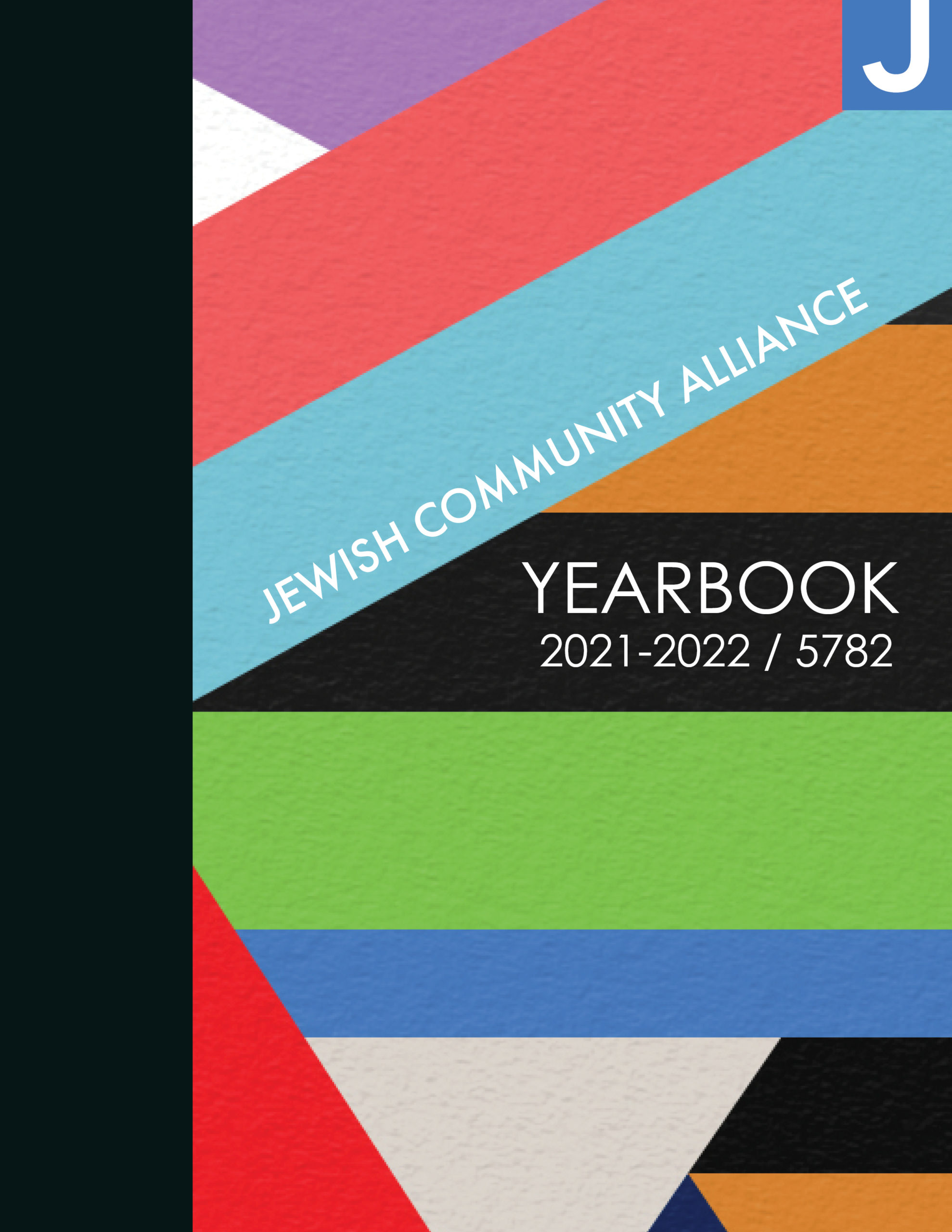 Yearbook 2021 - Cover for Web